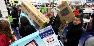 Black Friday Cyber Monday Hottest TV Deals 2015 tech images