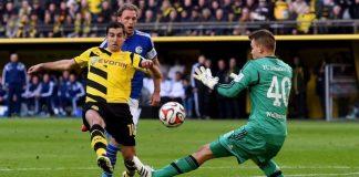 Bundesliga Week 13 Soccer Review 2015 images