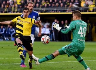 Bundesliga Week 13 Soccer Review 2015 images