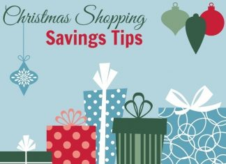 Christmas Holiday Shopping Savings Tips 2015 images