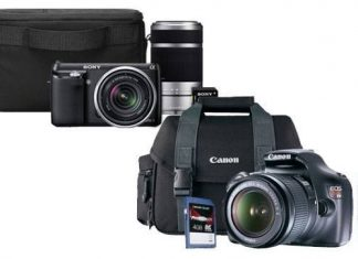 Black Friday & Cyber Monday Hottest Camera Deals 2015 images