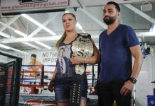 Maybe Rouseys Mom was Right about her Coach edmond tarverdyan 2015 mma images