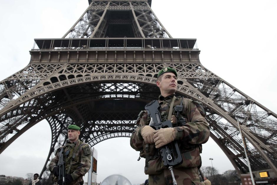 Paris ISIS Attacks Shows Where Media Stands 2015 opinion images
