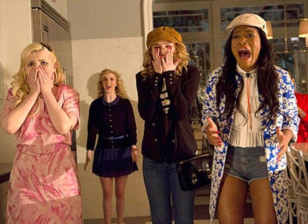 Scream Queens 109 Ghost Stories Recap 2015 images