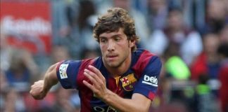 The Resurgence of Sergi Roberto 2015 soccer images