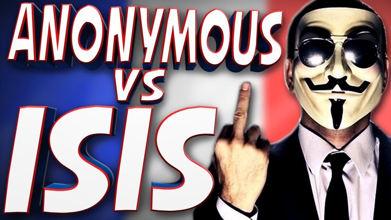 anonymous vs isis 2015 tech