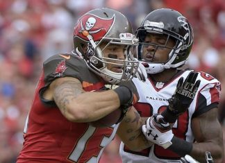 atlanta falcons vs buccaneers 2015 nfl images