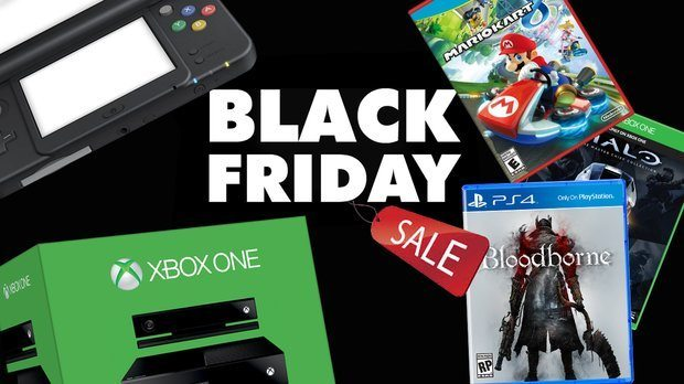 Black Friday Cyber Monday Hottest Gamer Holiday 2015 images