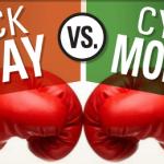 Black Friday vs Cyber Monday vs After Christmas Sales