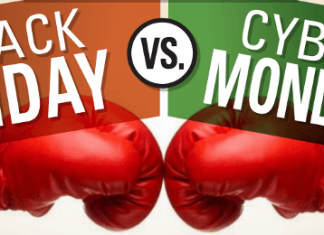 black friday vs cyber monday 2015 images