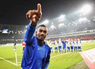 bundesliga week 12 soccer review 2015 images salomon kalou