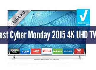cyber monday cheapest tv deals 2015 images
