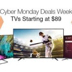 Cyber Monday Hottest TV & 4K Deals 2015
