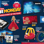 Cyber Monday Hottest Walmart Tech Deals