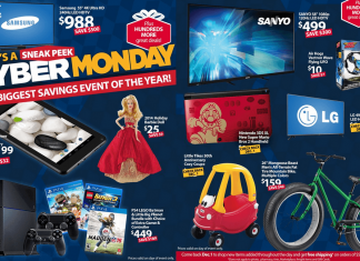 cyber monday walmart hottest tech deals 2015 images