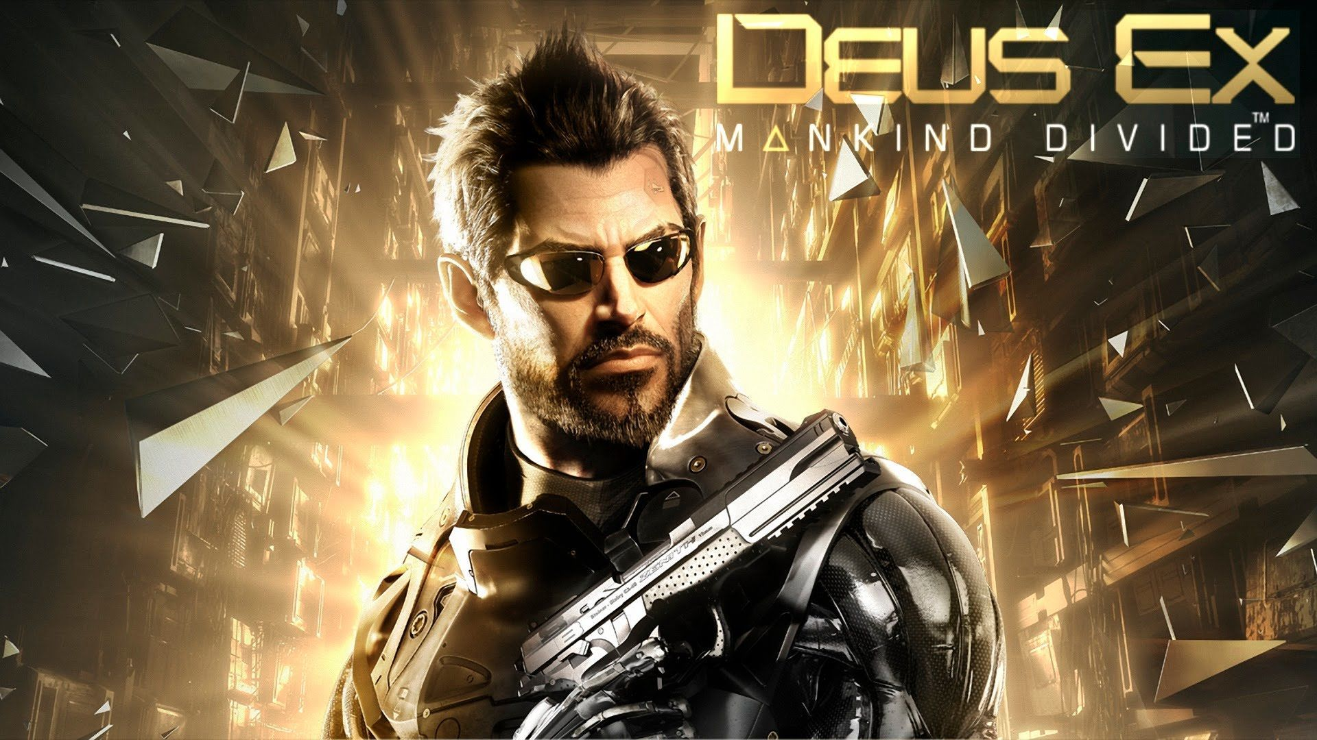 deus ex mankind divided 2015 hottest gamer gifts images