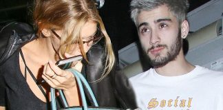gigig hadid zayn malik heating up