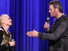 gwen stefani already making sweet music with blake shelton 2015 gossip