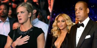 holly holm lost on beyonce 2015 gossip