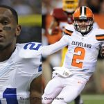 Joseph Randle Sits While Johnny Manziel Plays On
