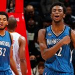 Karl-Anthony Towns & Andrew Wiggins Make Timberwolves Relevant Again