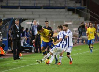 la liga week 11 review las palmas vs real sociedad 2015 images
