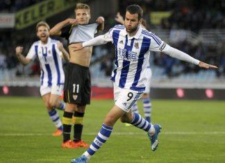 la liga week 12 soccer review 2015 real sociedad images