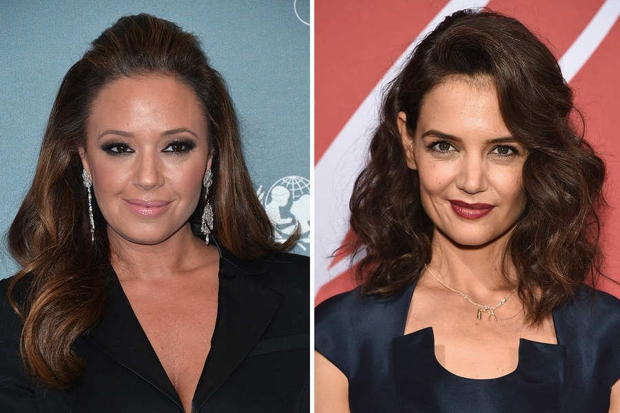 leah remini katie holmes on scientology 2015 gossip