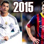 Lionel Messi vs Cristiano Ronaldo: Who has a better weaker foot?