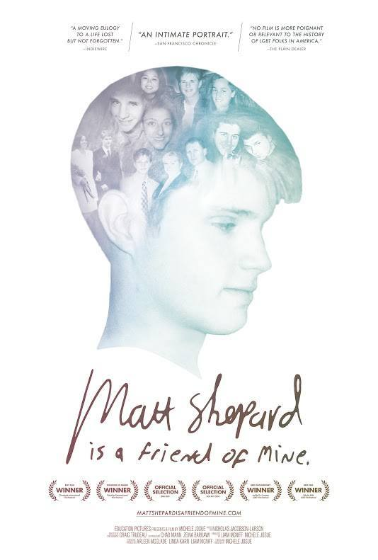 matt shepard is a friend of mine dvd art 2015 images