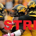 Missouri Football Players Strike