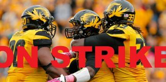 missouri football players strike 2015 images