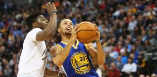 nba recap golden state warriors chase history 2015 steph curry images