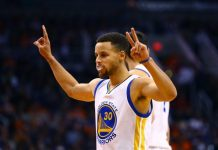 nba recap golden state warriors keep streak alive 2015 steph curry