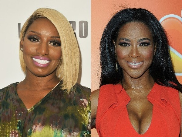 nene leakes shades on kenya moore 2015 rhoa gossip