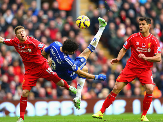premier league week 11 2015 soccer liverpool vs chelsea