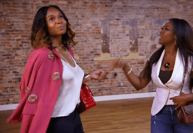 real housewives of atlanta 803 sweatbox party 2015 images