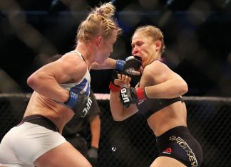 ronda rousey dethroned mma weekly recap 2015 images