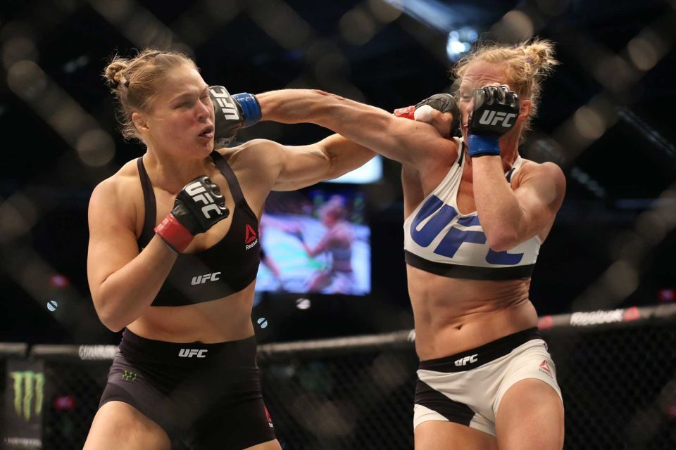 ronda rousey invincible no more 2015 mma image ufc
