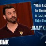 'Shark Tank' 707 Wink Saavy Jimmy Kimmel