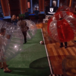 'Shark Tank' 709 Bubble Soccer Tabs