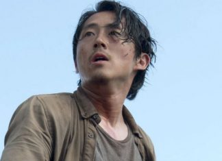 the walking dead 607 heads up glenn lives 2015 images