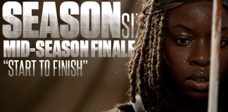 the walking dead 608 start finale 2015 images michonne