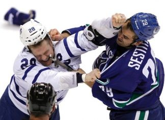 toronto maple leafs vs vancouver canucks nhl recap 2015 preview