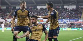 tottenham hotspurs quest for top four 2015 soccer images