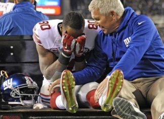 2015 NFL Season Who isn't Hurt images giant