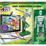 2015 Hottest Holiday Toys: Crayola Color Alive Easy Animation Studio Review