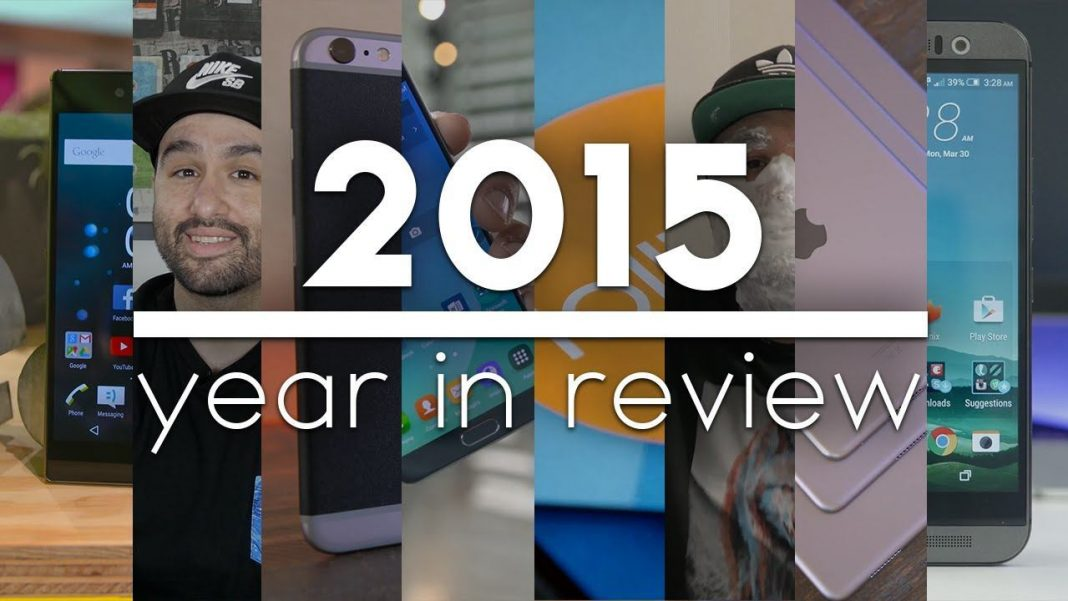 2015 year in tech review 2015 images