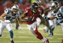 Atlanta Falcons Wreck Panthers Perfect Season 2015 images nfl
