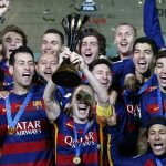 Barcelona crowned Club World Cup soccer champions 2015